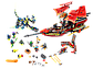 LEGO Ninjago: Корабль Дар судьбы. Решающая битва 70738, фото 2