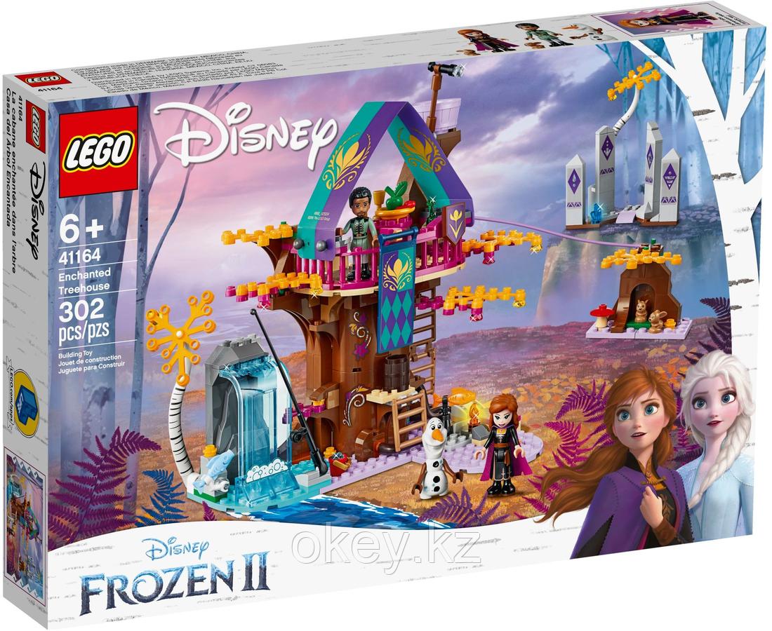 LEGO Disney Princess: Заколдованный домик на дереве 41164