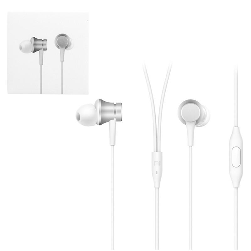 Гарнитура Xiaomi Piston Type-С, Silver