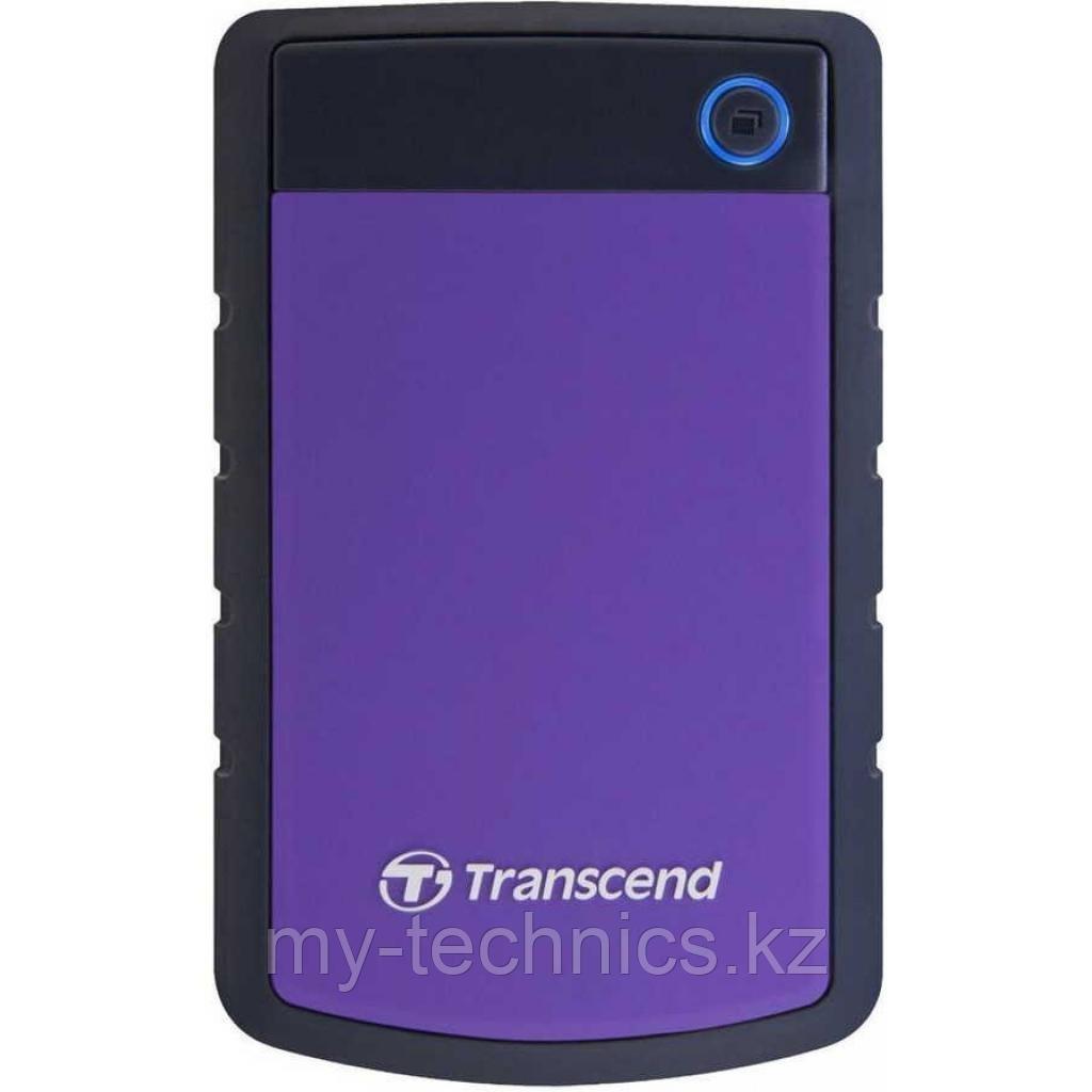 Внешний HDD  Hdd Transcend StoreJet 25M3H 1TB USB3.1