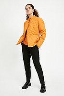 Куртка женская Finn Flare, цвет коричневый, размер 3XL
