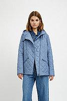 Куртка женская Finn Flare, цвет голубой, размер 3XL