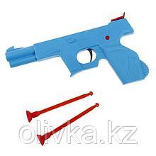 Пистолет «Спецназ», со стрелами на присосках