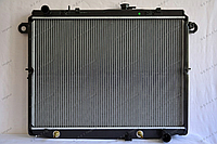 Радиатор охлаждения GERAT TY-138/3R Toyota Land Cruiser 100, Lexus Lx470