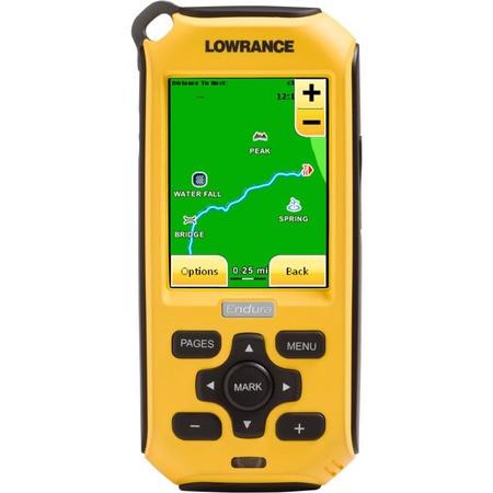 Навигатор портативный LOWRANCE ENDURA OUT&BACK R44832