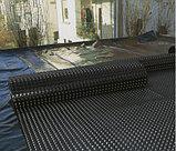 Мембрана  Изостуд черный МС 400гр. Ширина-2 м Длинна-20 м Рулон - 40м2, фото 2
