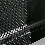 Мембрана  Изостуд черный МС 400гр. Ширина-2 м Длинна-20 м Рулон - 40м2, фото 4