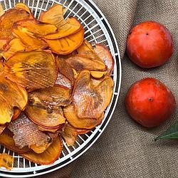 Фруктовые чипсы. Хурма. Almaty Snack на развес