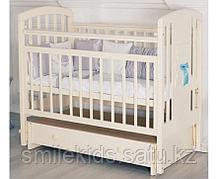 """Кровать детская Incanto """"HUGGE"""", (слоновая кость)"""