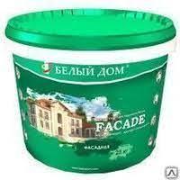 FAÇADE Фасадная акриловая краска 10 литров