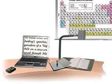 Noname Специализированное мобильное рабочее место для инвалида по зрению ЭлНот 301