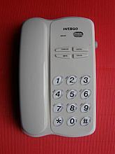 INTEGO Телефонный аппарат для слабослышащих Intego TX-261 арт. 4321