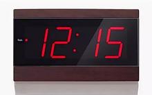 Noname Часы-будильник настольные с крупными цифрами MAX C-218R арт. 18216