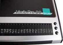 BAUM Retec AG Профессиональный модульный брайлевский дисплей VarioPro 80 арт. 4259