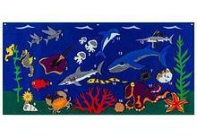 Noname Панно «Подводный мир» арт. KnV21234