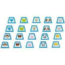 Noname Игра для детей Мемори «Животные» (20 фишек) арт. KnV22393