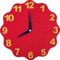 Noname Игра-пособие для детей «Часы» арт. KnV22404