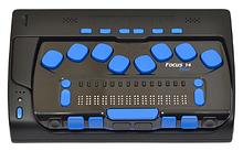 Noname Портативный компьютер с вводом/выводом шрифтом Брайля и синтезатором речи ElBraille- W14J G2 арт.