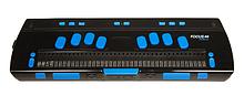 Noname Портативный компьютер с вводом/выводом шрифтом Брайля и синтезатором речи ElBraille- W40J G1 арт.