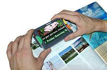 Aumed Видеоувеличитель ручной карманный Aumed Image арт. 5323