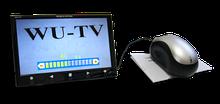 КРУСТ Электронный ручной видеоувеличитель (ЭРВУ) ВИДЕО ОПТИК WU-TV в комплекте с телевизионным дисплеем арт.