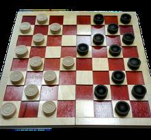 Noname Тактильные шашки арт. ДС23693