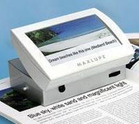 MAXLUPE Портативный телевизор для чтения MaxLupe арт. 3992