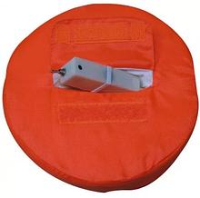 Noname «Летающая» тарелка (Фризби) со звуковым сигналом арт. ИА3667