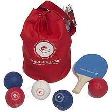 ИА Набор для игры Бочча для инвалидов в мягкой сумке арт. ИА21083