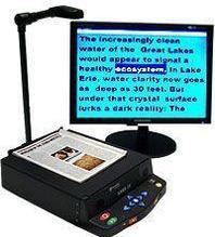 Freedom Scientific Сканирующая и читающая машина SARA CE (версия с камерой) арт. ЭГ3675