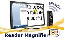 Noname Программа экранного увеличения с речевой поддержкой SuperNova Reader Magnifier арт. ИА5365