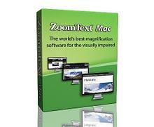 Noname ПО экранный увеличитель ZoomText Mac арт. ЭГ23026