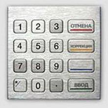 Noname Клавиатура цифровая KeyPad TG2100 арт. ТчБ24240