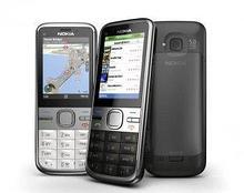 Noname Говорящий мобильный телефон Nokia C5 для инвалидов по зрению арт. ДС19014