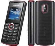 Samsung Говорящий мобильный телефон Samsung GT-E2121b арт. 3728