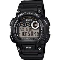 CASIO Часы с вибросигналом CASIO W-735H-1A арт. ИА4522