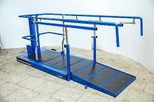 Noname Лестница-брусья с электронной регулировкой высоты ступеней «Алтерстеп» арт. Mad23331