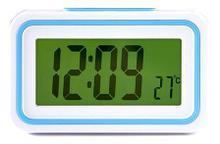 ИА Говорящие часы с будильником и термометром арт. ИА22782