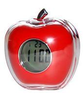 Noname Говорящие настольные часы «Яблоко» арт. ИА3740