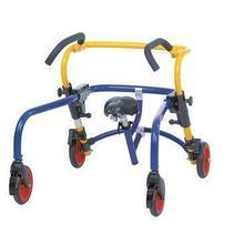 Rebotec Ходунки Rebotec Плуто мини детские с сиденьем и передними стопорами арт. МдТМ24556