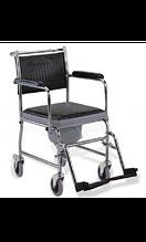 Titan Deutschland GmbH Кресло-коляска инвалидная, (кресло-каталка с туалетным устройством) LY-800-154 арт.