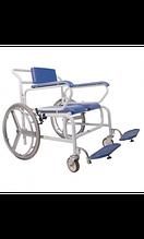 Titan Deutschland GmbH Кресло-коляска для душа и туалета DTRS XXL LY-250-1200XXL арт. MT11101