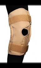 Titan Deutschland GmbH Бандаж на коленный сустав фиксирующий с ребрами жесткости и отверстием разъемный BKFO
