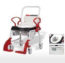 Rebotec Кресло-стул с санитарным оснащением Rebotec Дубай (функциональный) арт. МдТМ24504