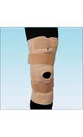 Titan Deutschland GmbH Бандаж на коленный сустав фиксирующий с ребрами жесткости и отверстием BKFO