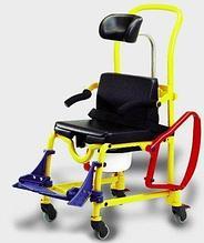 Rebotec Детский стул с санитарным оснащением Rebotec Аугсбург (ДЦП) арт. МдТМ24515