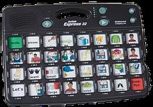 Noname Go Talk Express 32 коммуникатор для людей с ДЦП