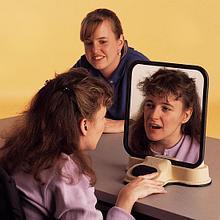 Noname Зеркало «говорящее» для логопедических занятий 20 секунд записи (пр-во США)