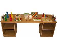 Noname Дидактический стол без наполнения