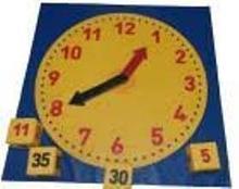 ИА Коврик-часы арт. ИА24722